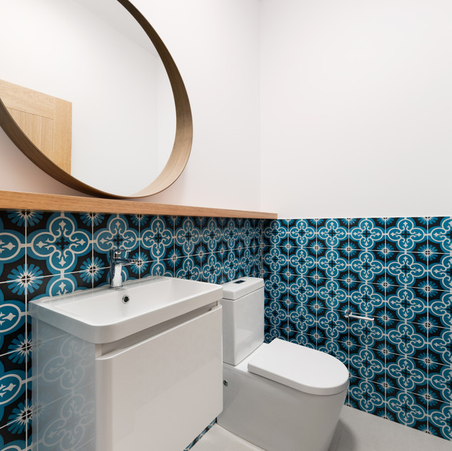YARRAVILLE | powder room