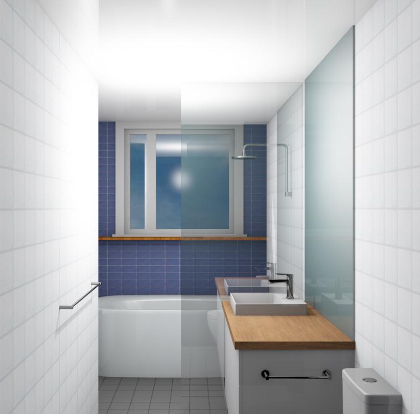 Yarraville - Bathroom