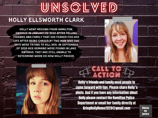 Unsolved: Holly Ellsworth Clark