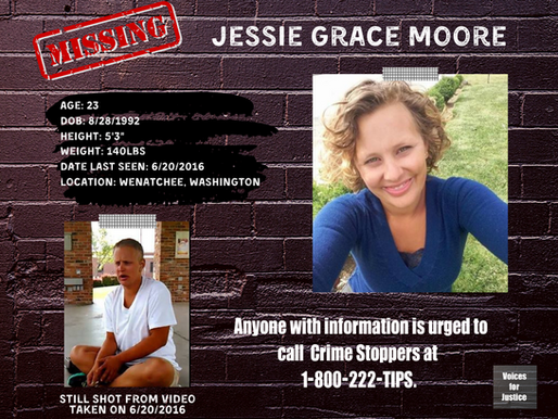 Missing: Jessie Grace Moore