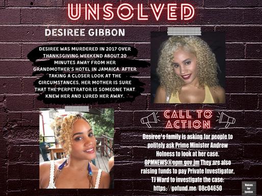 Desiree Gibbon