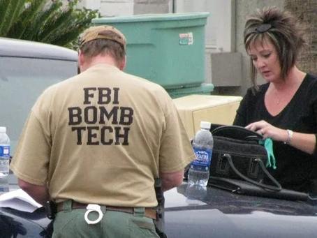 The Largest Explosive Seizure in Arizona History