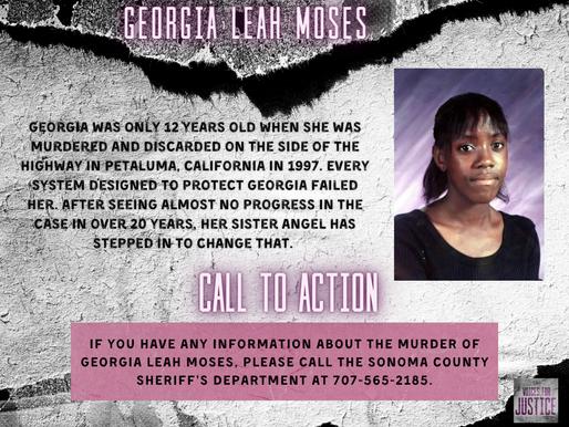 Georgia Leah Moses