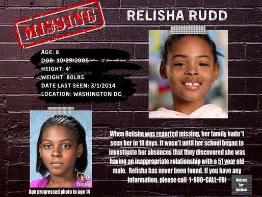 Relisha Rudd