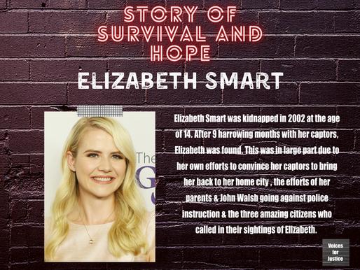 Story of Survival and Hope: Elizabeth Smart