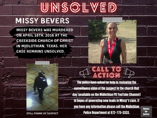 Unsolved: Missy Bevers