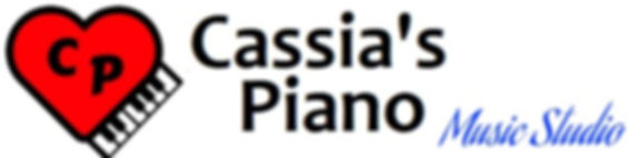 Cassia's Piano Music Studio Logo