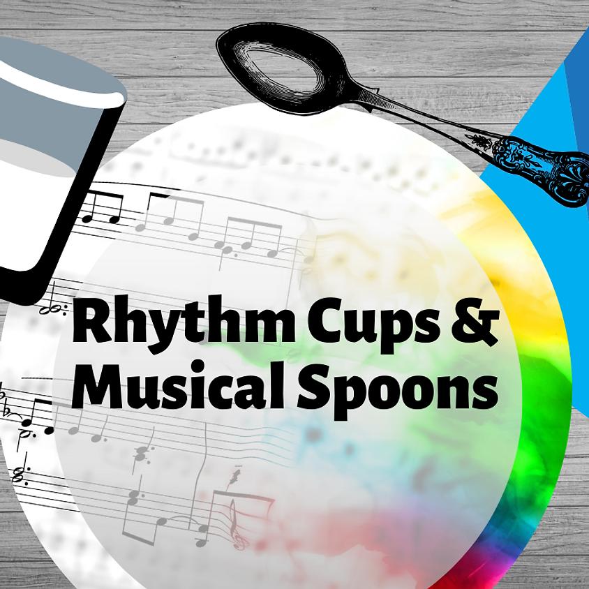 Rhythm Cups & Musical Spoons