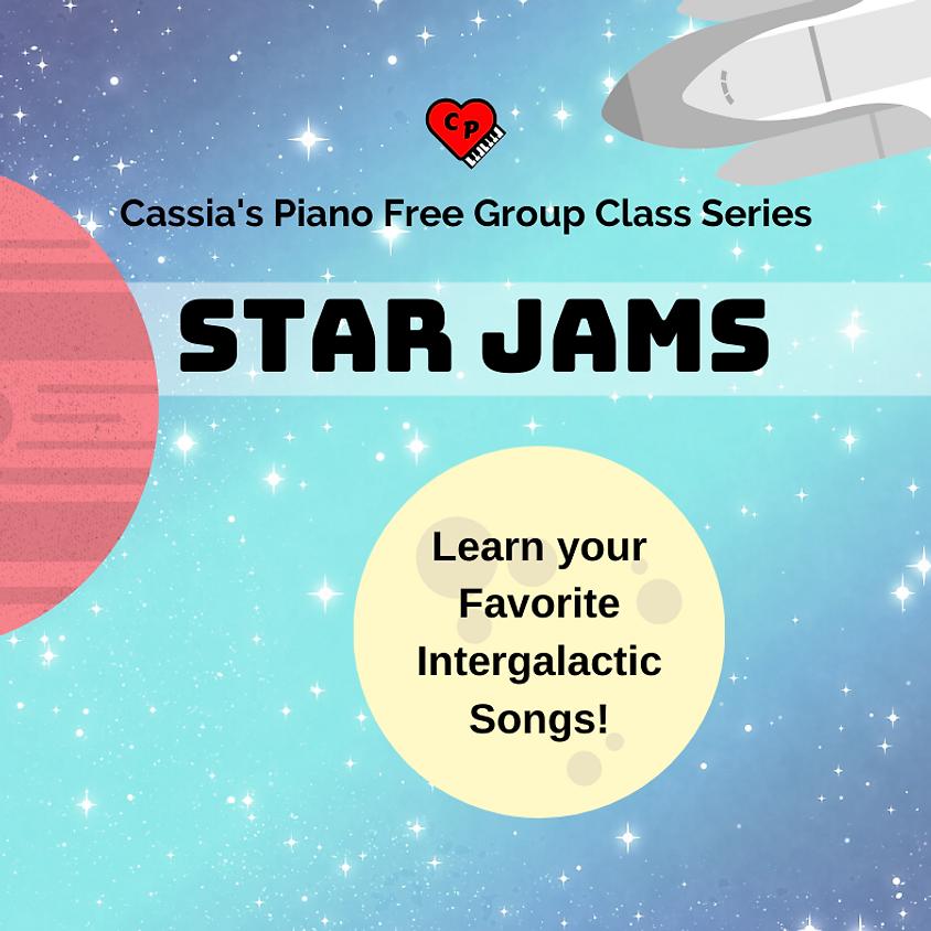 Star Jams Group Class