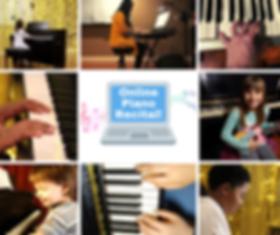 Piano Recital Announcement Less Words.pn