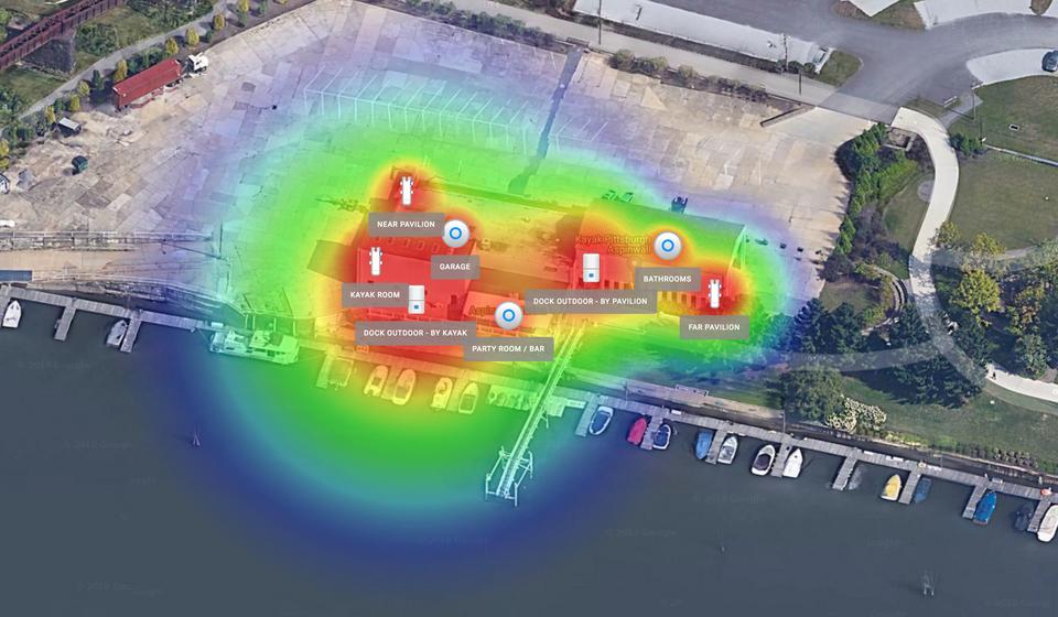 Aspinwall Marina Wi-fi Project