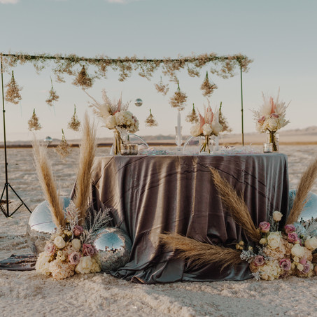 New Years Eve Styled Shoot