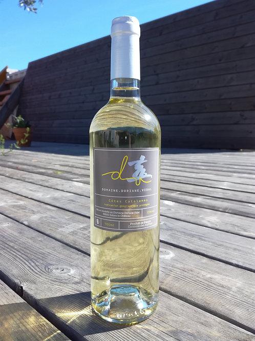 """IGP Côtes Catalanes, """"Muscat sec"""" 2016"""