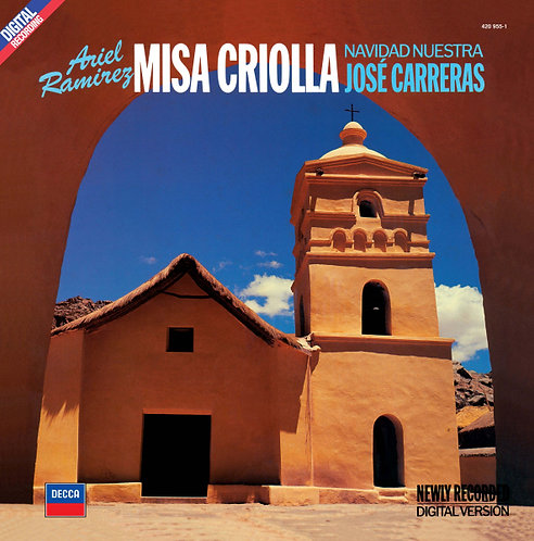 Ramirez: Misa Criolla / Navidad Nuestra