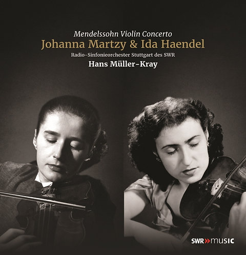 Mendelssohn — Violin Concerto