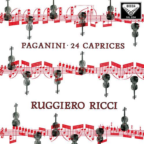 Paganini — 24 Caprices