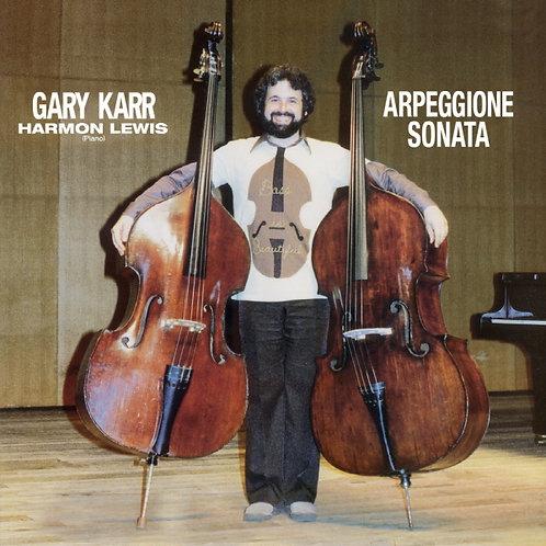 Arpeggione Sonata - Gary Karr