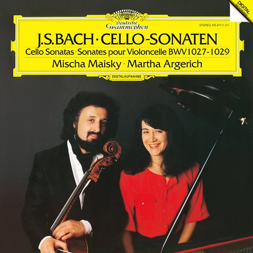 J.S. Bach - Cello Sonatas