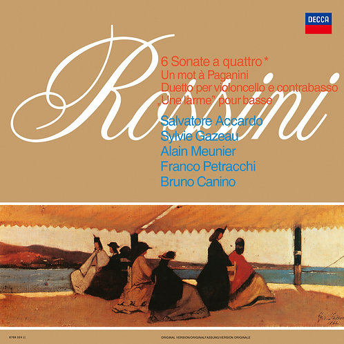 Rossini - Sonate a Quattro