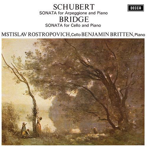 Schubert -Sonata In A Minor For Arpeggione And Piano, D. 821