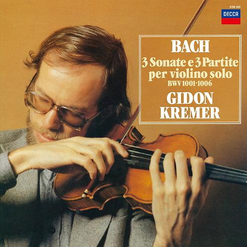 J.S.Bach - The Sonatas And Partitas For Solo Violi