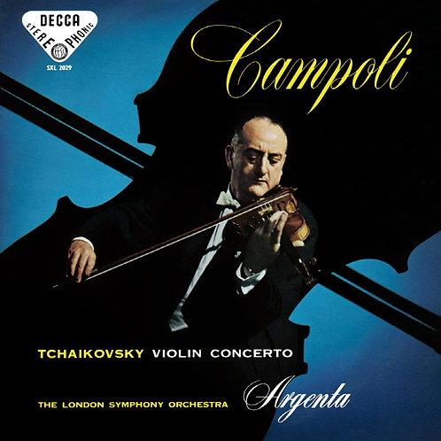 Tchaikovsky — Violin Concerto In D Major, Op. 35
