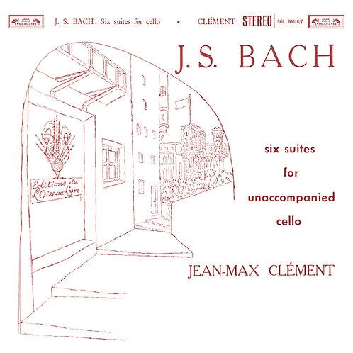 J.S. Bach - 6 Cello Suites