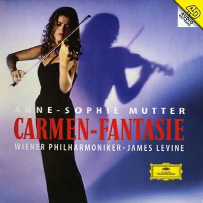 Carmen Fantasies - Anne-Sophie Mutter