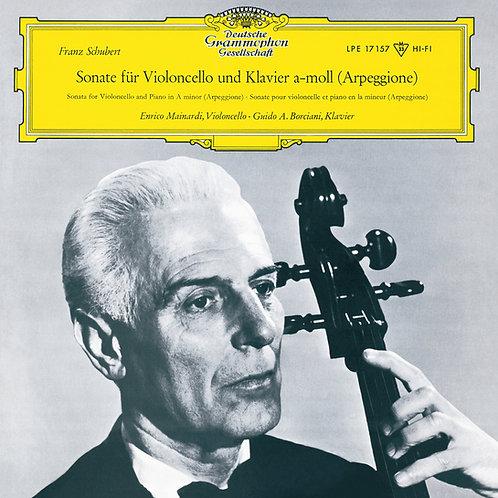 Schubert — Arpeggione Sonata in A minor, D821