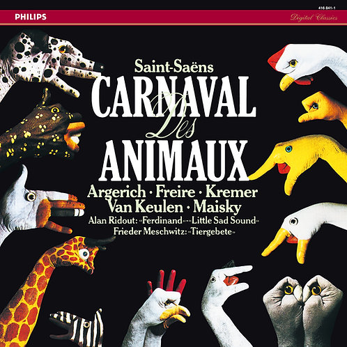 Saint-Saëns — Le Carnaval des Animaux