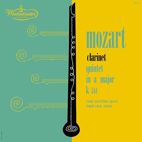 Mozart- Clarinet Quintet in A major, K581