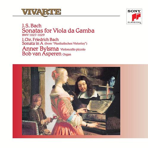 J. S. Bach — Sonatas for Viola da Gamba