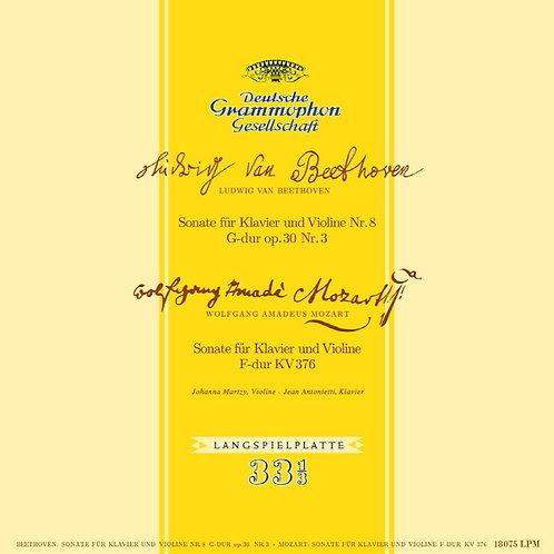 Beethoven, Mozart — Sonatas for Violin and Piano