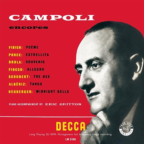 Campoli - Encores Vol.1& Vol.2