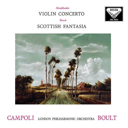Mendelssohn - Violin Concerto
