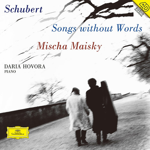 Schubert — Songs without Words