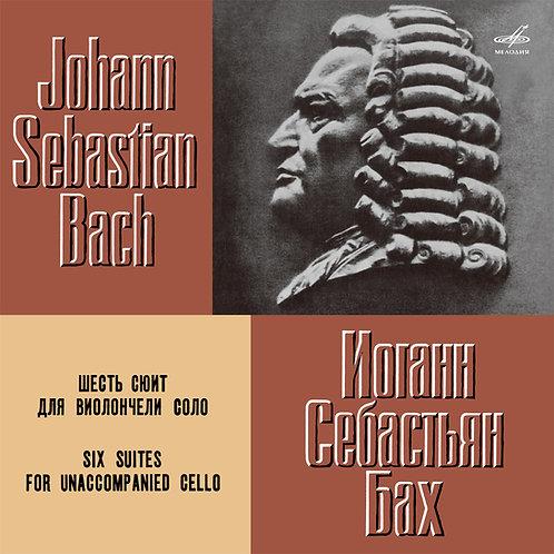 J.S. Bach - 6 Suites for Unaccompanied Cello