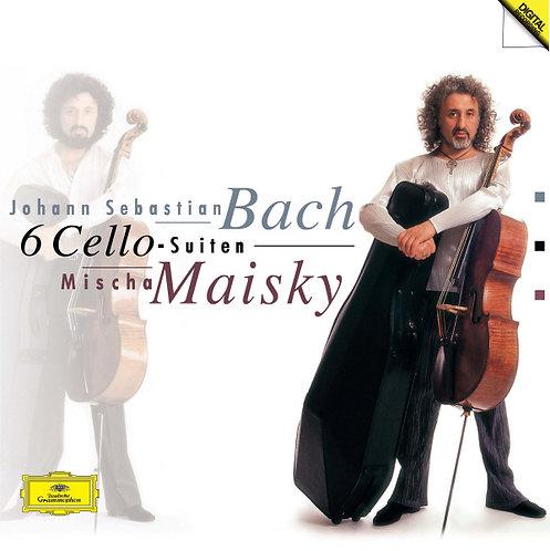 J.S.Bach : 6 Cello Suites