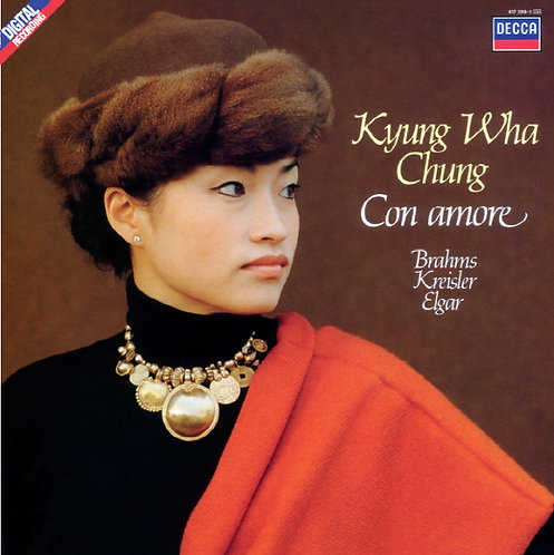 Con Amore - Kyung Wha Chung