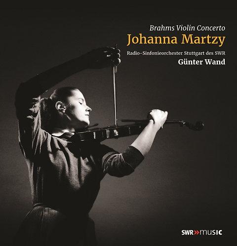 Brahms — Violin Concerto
