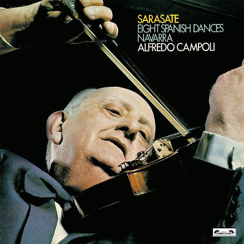 Sarasate — Eight Spanish Dances, Navarra