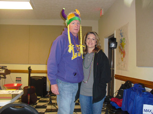 Mardi Gras Run Coordinators