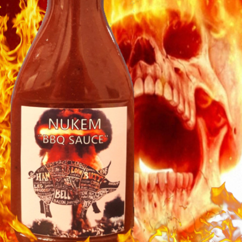 Nukem BBQ Sauce