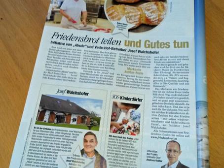 Unser erster Medienbericht! :)))