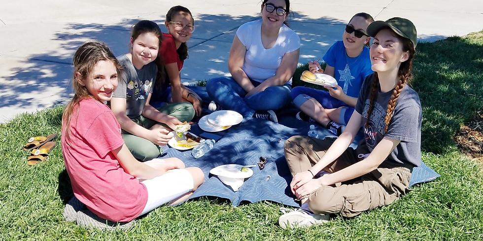 Whitney Mesa Park Day