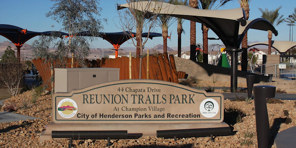 Park Day at Reunion Trails