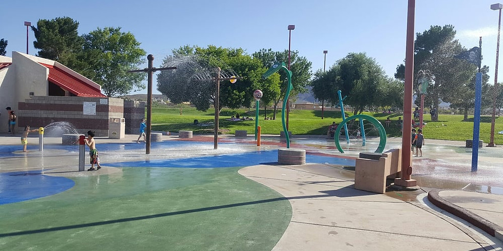 Early Morning Park Day at Mission Hills Park