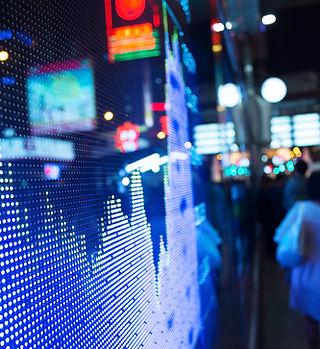 Affichage des citations du marché boursi