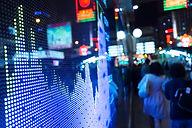 株式市場相場の表示