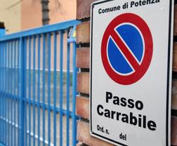 Scadenza Passi Carrai